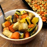 Roasted Tofu, Delicata Squash, and Carrot 1-Pan Meal