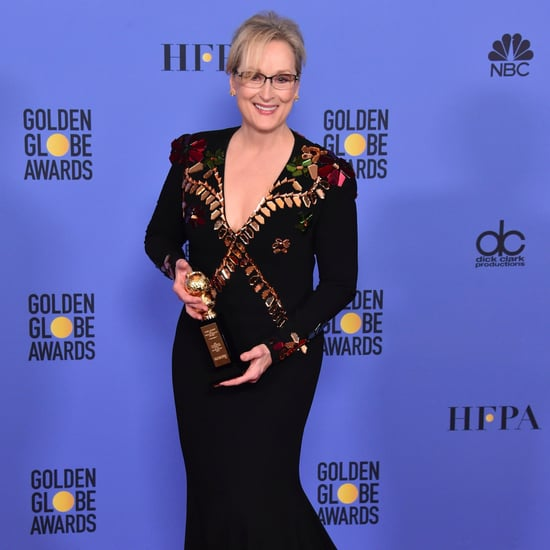 Meryl Streep Red Carpet Style