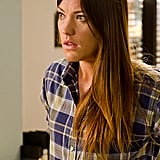 Jennifer Carpenter as Debora Morgan on Dexter.  Photo courtesy of Showtime