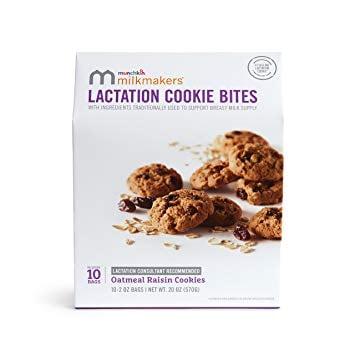 Milkmakers Oatmeal Raisin Lactation Cookies