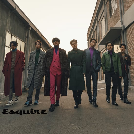 BTS Suit Up For Esquire's Winter 2020 Cover