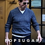 Tom Cruise Takes Care of Business Overseas