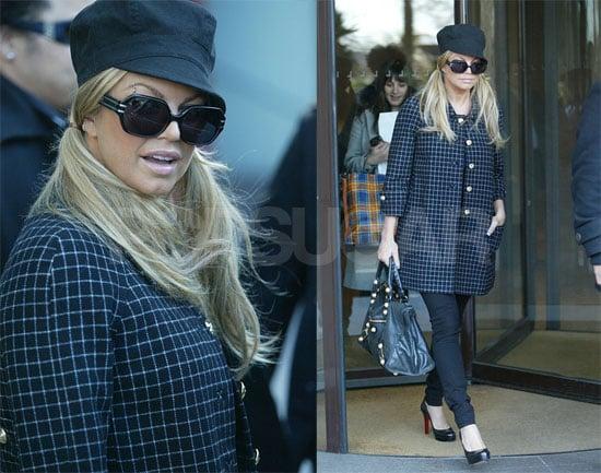Fergie #1 with Glamorous