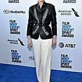 Tilda Swinton at the 2019 Independent Spirit Awards