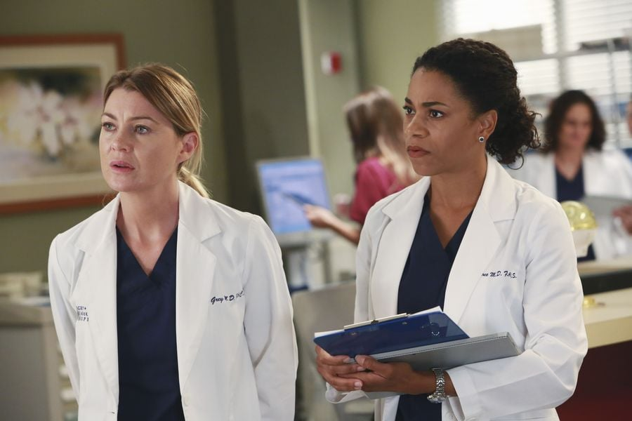 Meredith and Maggie\'s Relationship on Grey\'s Anatomy | POPSUGAR ...