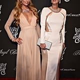 Blake Lively Pregnant at Angel Ball 2014