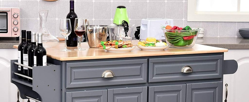 The Best Kitchen Islands on Amazon