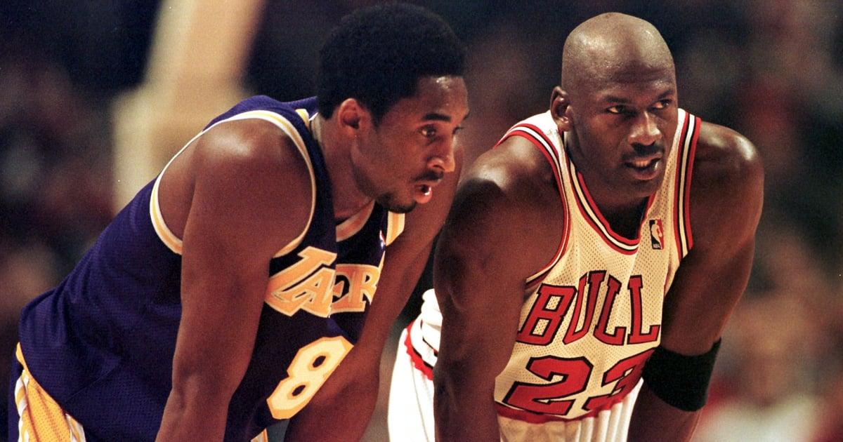 Michael Jordan Revealed His Last Text Exchange With Kobe Bryant, and It's Bittersweet.jpg