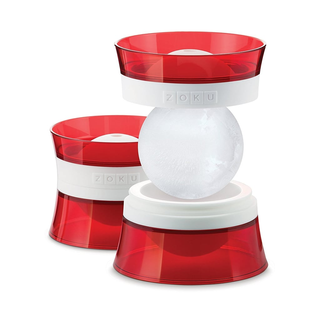 Zoku Silicone Ice Sphere Molds