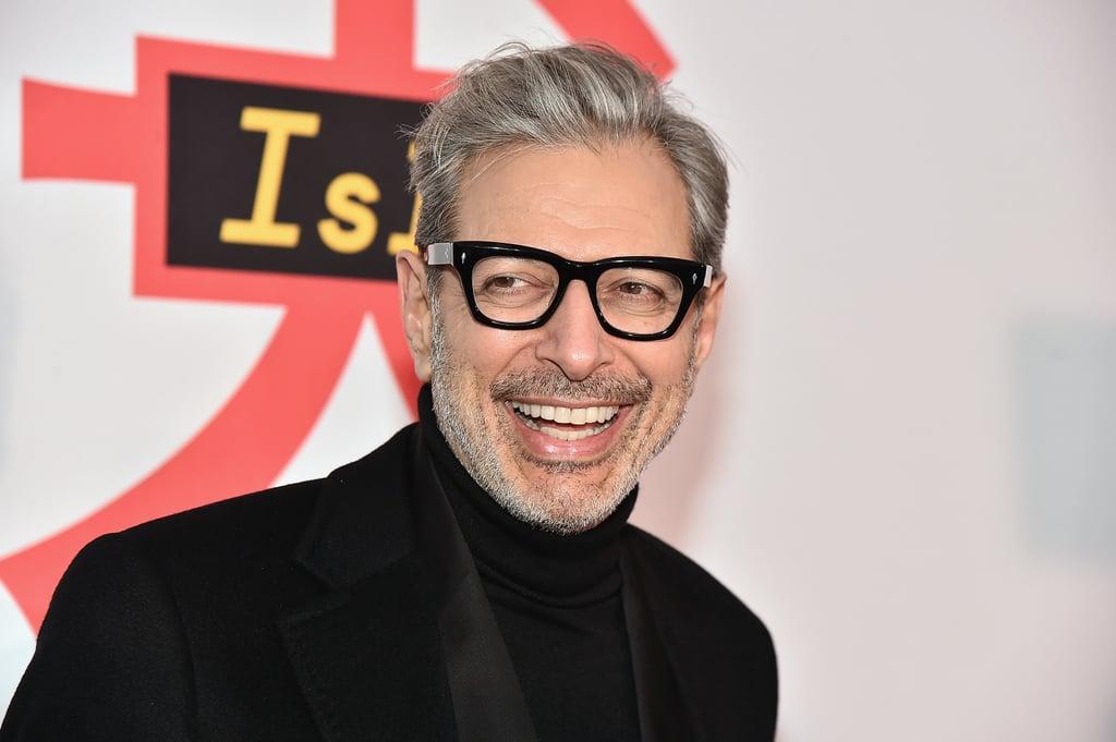 Sexy Jeff Goldblum GIFs