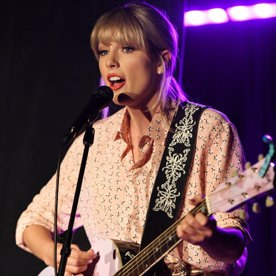 Taylor Swift Hosts Lover Listening Party in London
