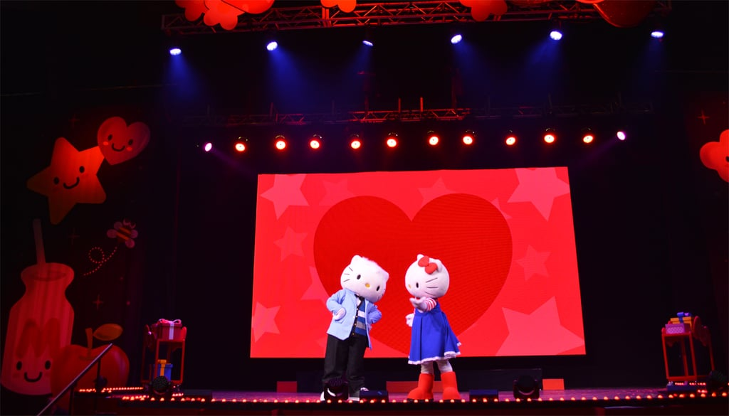 Hello Kitty's Boyfriend Daniel