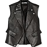 Givenchy Leather Vest ($12,900)