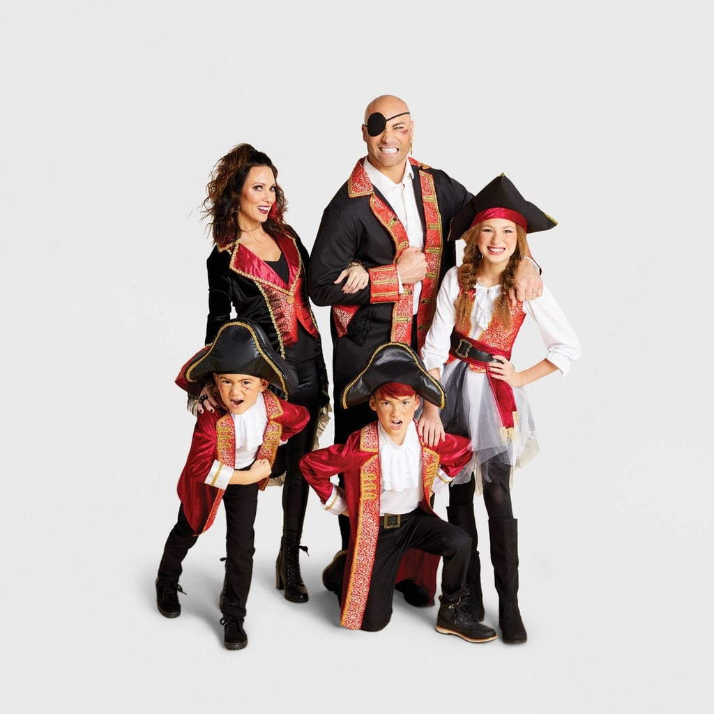 Family Pirates Costume Collection