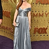 Isla Fisher at the 2019 Emmys