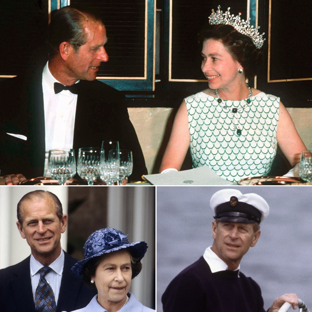 Prince Philip Pictures and Information Over the Years