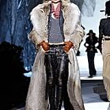 2011 Fall Milan Fashion Week: Dsquared2