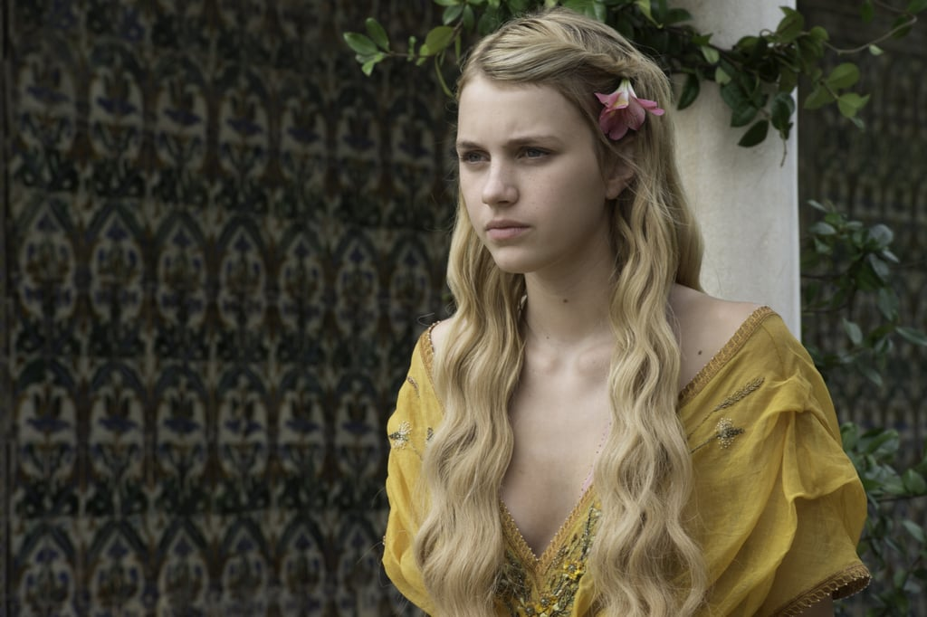 New cast member Nell Tiger Free is playing a grown-up Myrcella Baratheon.