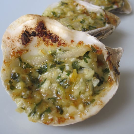 Broiled Oysters With Parmesan Cheese Recipe