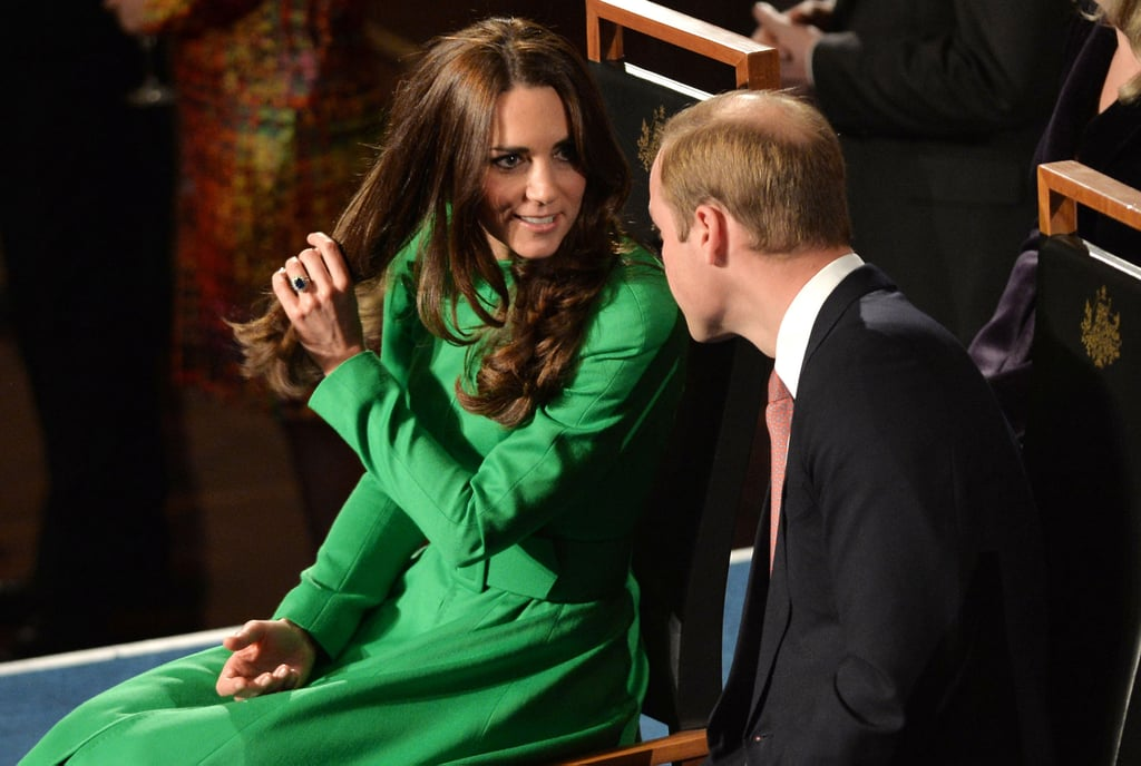 """""""Hmm, Remember When William Had All His Hair?"""""""