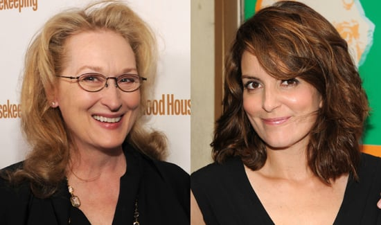 Meryl Streep and Tina Fey to Play Mother and Daughter in Mommy & Me