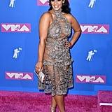 Dascha Polanco at the 2018 MTV Video Music Awards