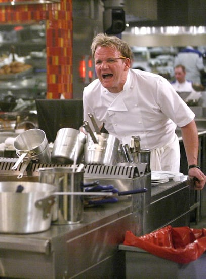 Let's Dish: Hell's Kitchen 4.4