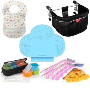 Essential Items For Dining Out With Baby