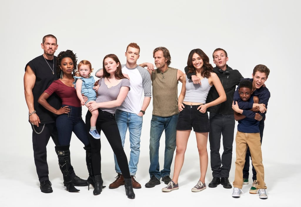 Shameless Cast Over the Years