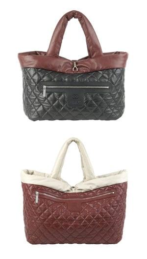 Шанель Coco Cocoon Tote Bag - 100bagscomua