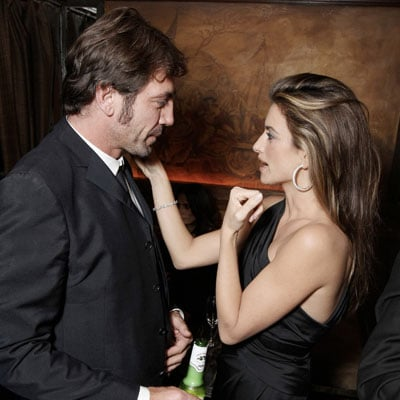 No. 2 Javier Bardem and Penelope Cruz