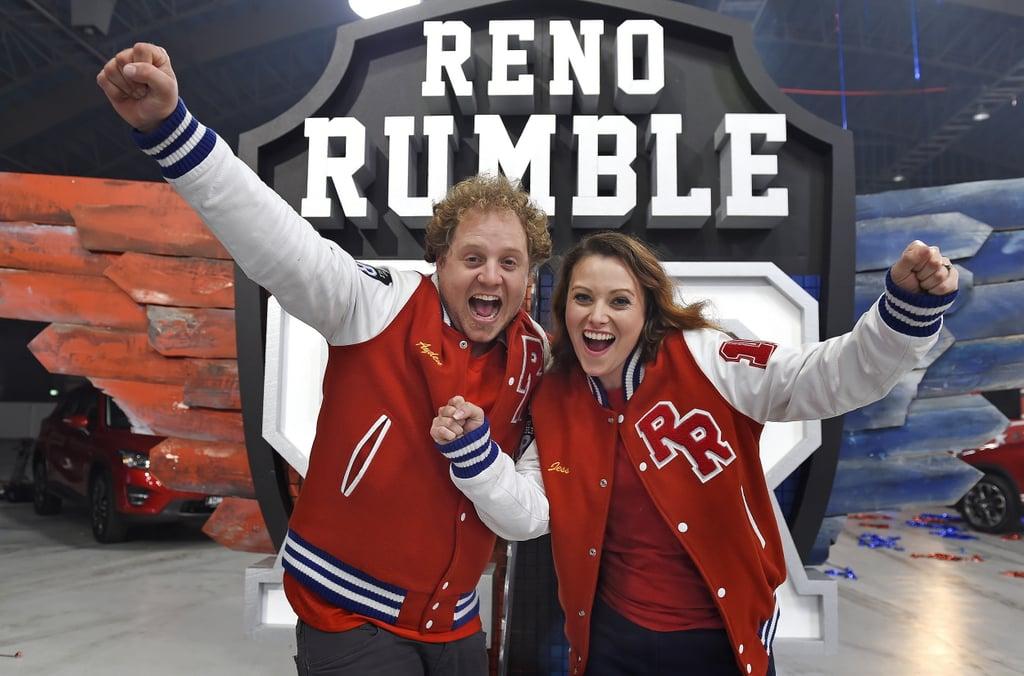2015 Reno Rumble Winners
