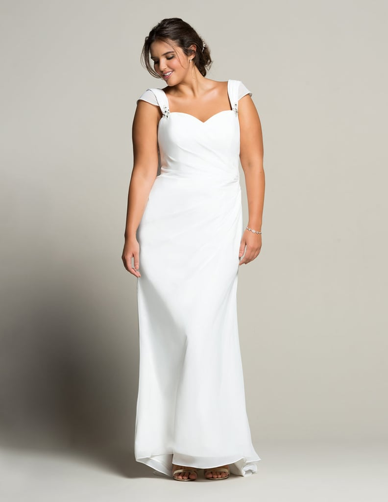 14 gorgeous wedding gowns for plus size women popsugar fashion uk ombrellifo Image collections