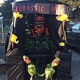 Jurassic Park Trunk