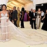 Selena Gomez Responds to 2018 Met Gala Tan Comments