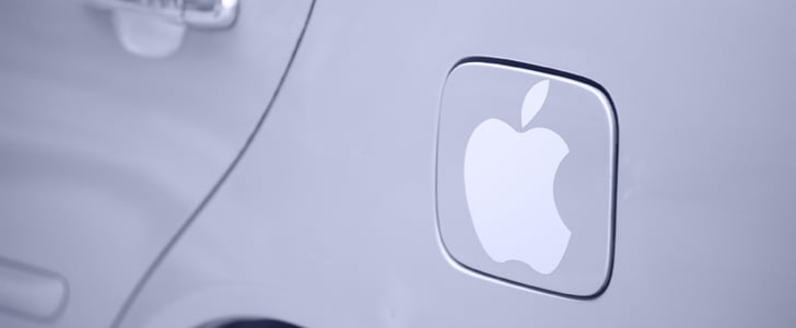 There's More Proof That an Apple Smart Car Is on the Way