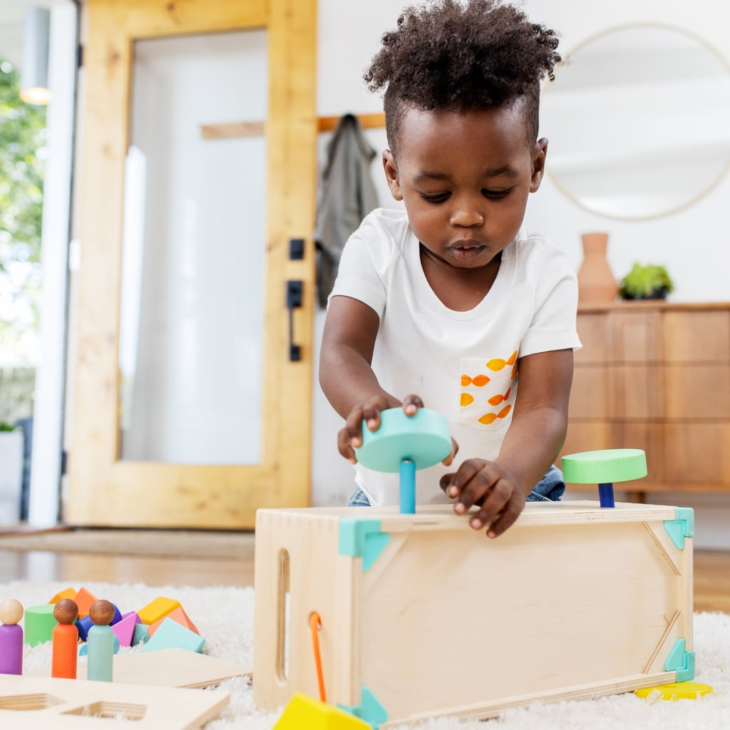 Best Developmental Toys For Toddlers | Block Set by Lovevery