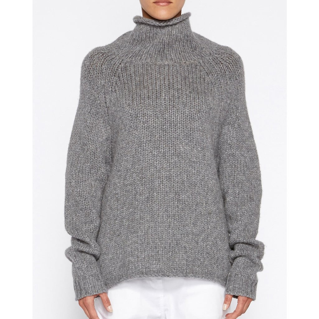 A Great Wool or Cashmere Sweater
