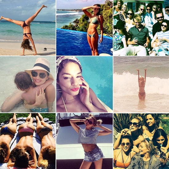 Enviable Summer Snaps From the Stars