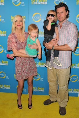 Tori Spelling and Dean McDermott Talk About Their Marriage