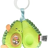 For Infants: Skip Hop Farmstand Avocado Stroller Toy