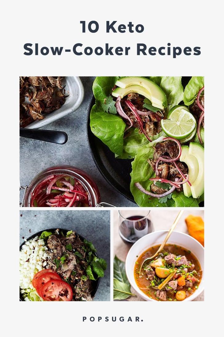 Keto Slow-Cooker Recipes