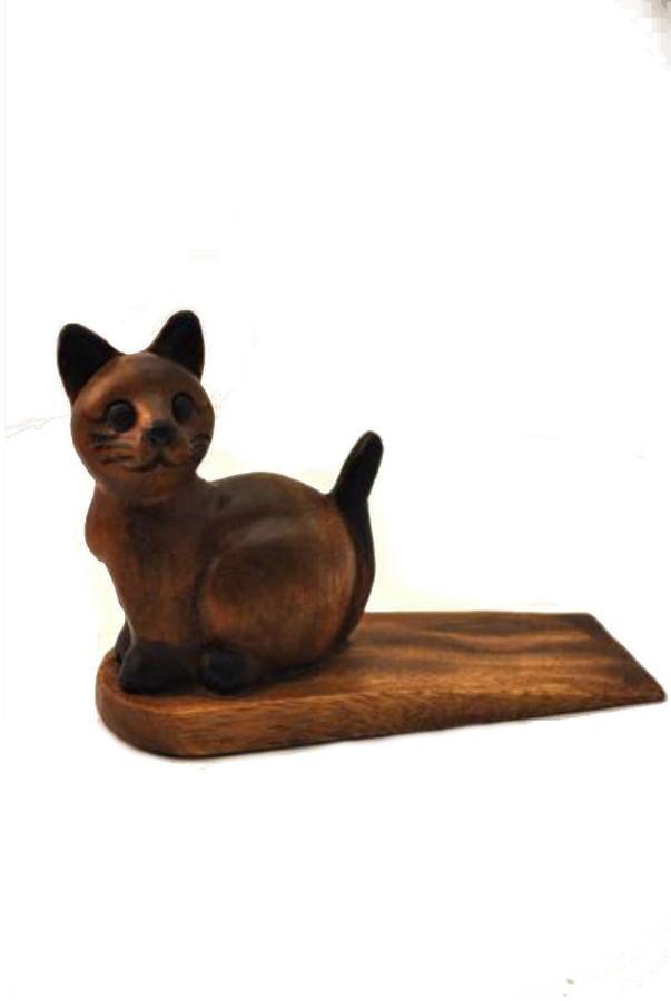 Cat Doorstop ($29)