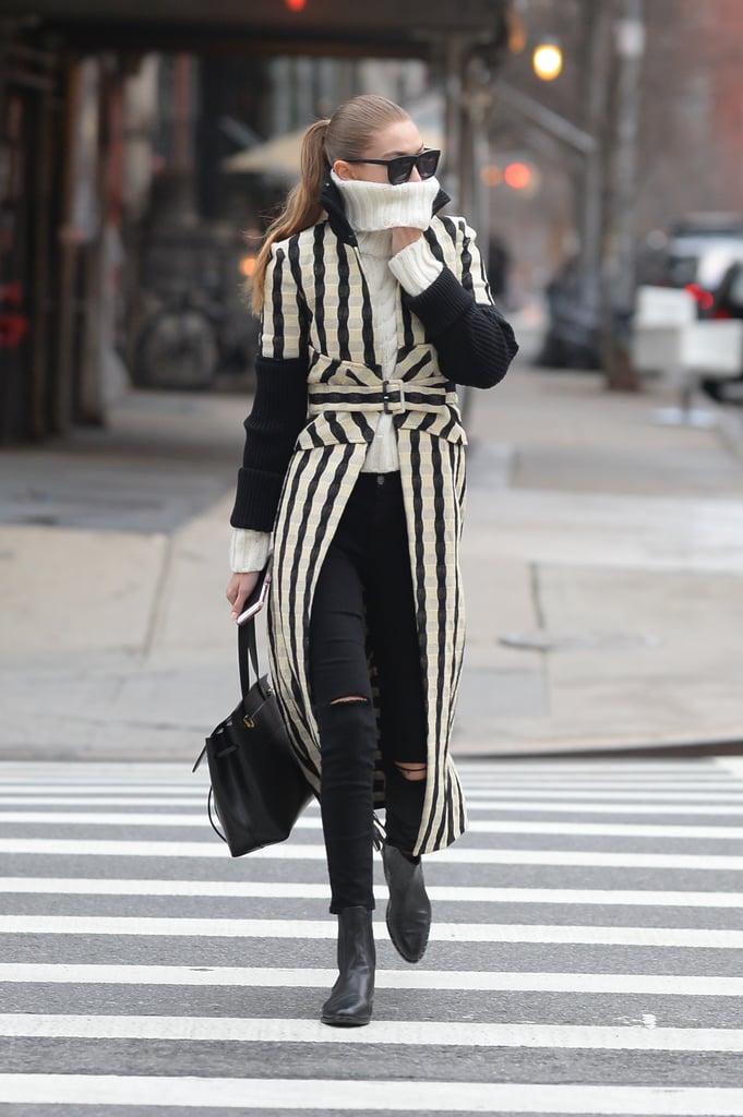 Gigi's Victoria Beckham Coat
