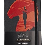 Moleskine Limited Edition Game of Thrones Plain Notebook
