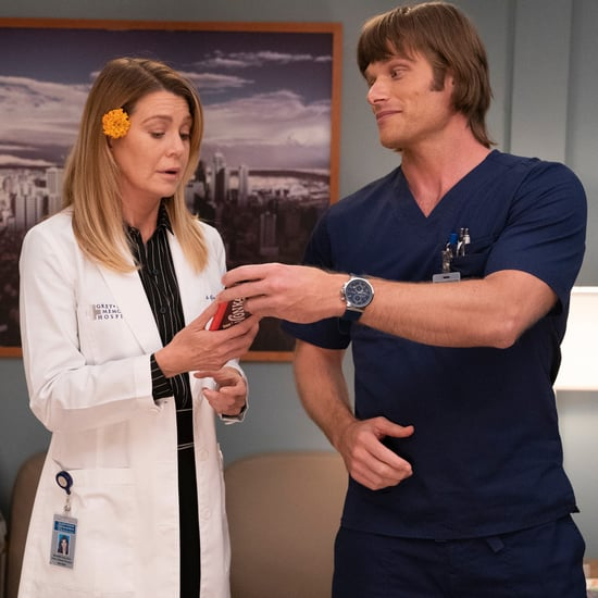 Will Meredith and Link Hook Up on Grey's Anatomy?