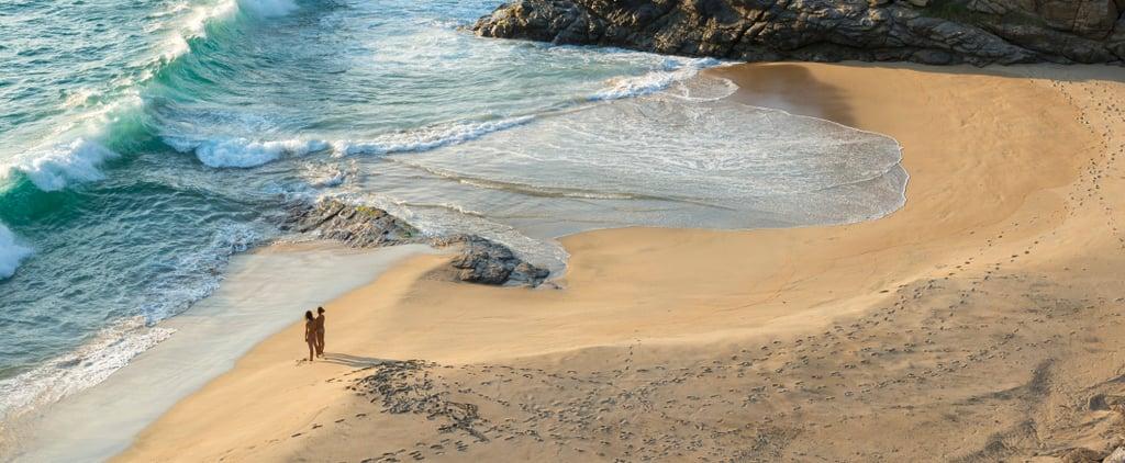 australian nude beach wear