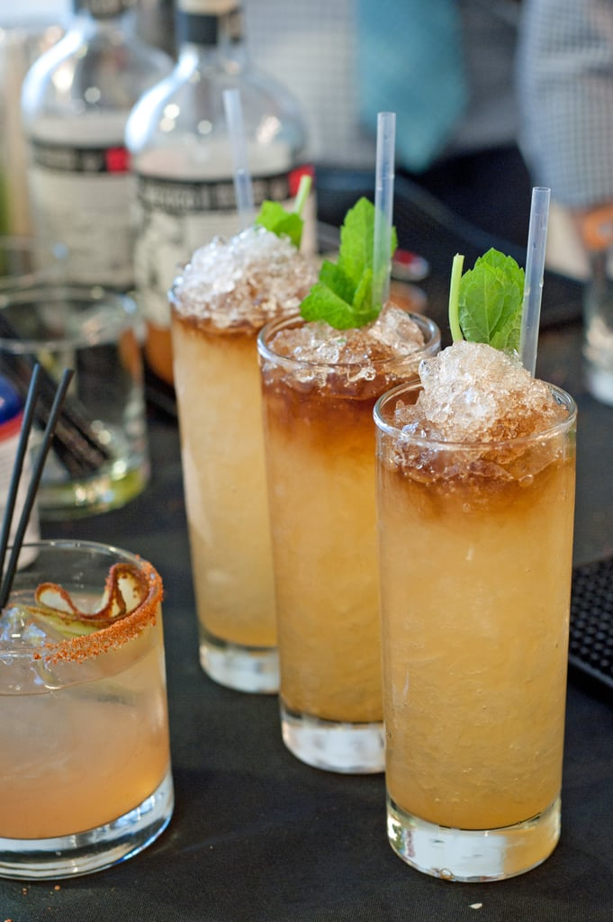 Rye on the Road — VX Swizzle