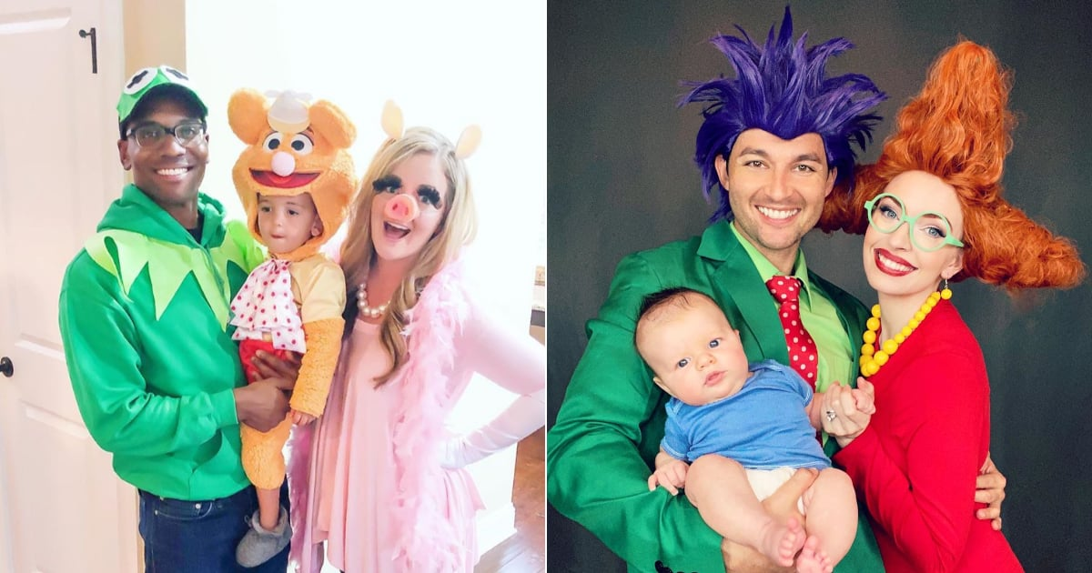 Calling All Families of 3: We Have the 50 Halloween Costume Ideas You'll Want to Steal.jpg