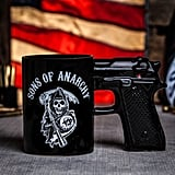 Gun Mug ($16)